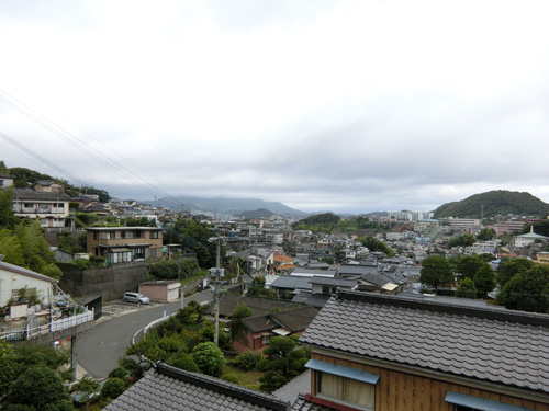 またまた雨ですよ。