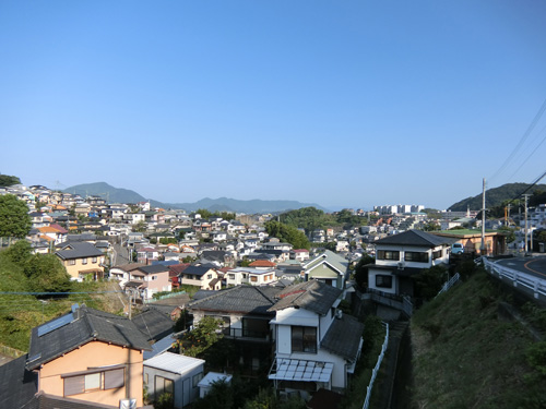 今日もいいお天気です。
