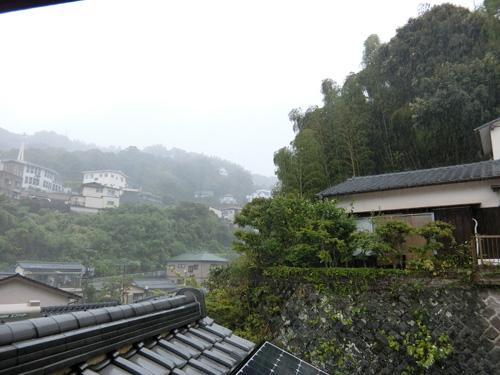 秋の長雨の始まり・・・か?
