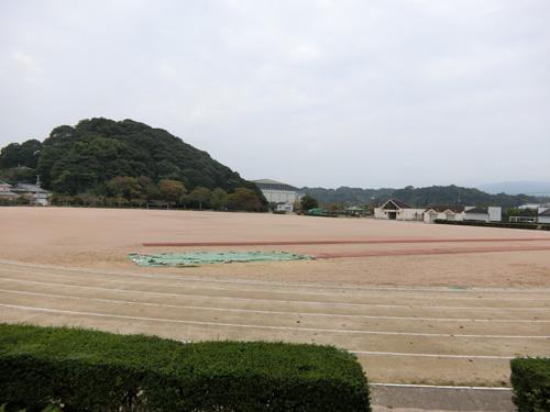 長与総合公園運動広場。