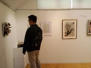 ギャラリーそら ジャズ&アート展