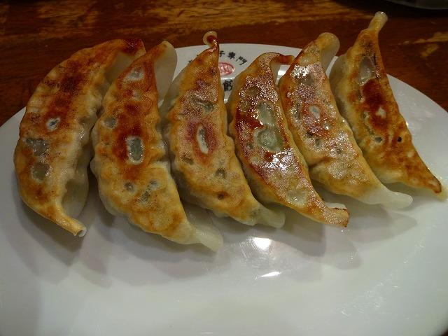 渋谷餃子 (8)