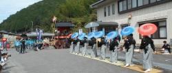 草山春日神社850年祭 1