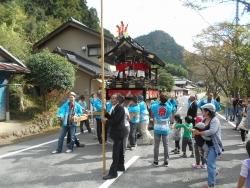 草山春日神社850年祭 2