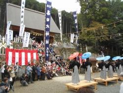 草山春日神社850年祭 4