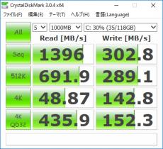 Wave 600-a072jp_CrystalDiskMark_128GB SSD_02