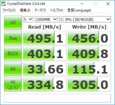 OMEN by HP 870-000jp_CrystalDiskMark_512GB SSD_02