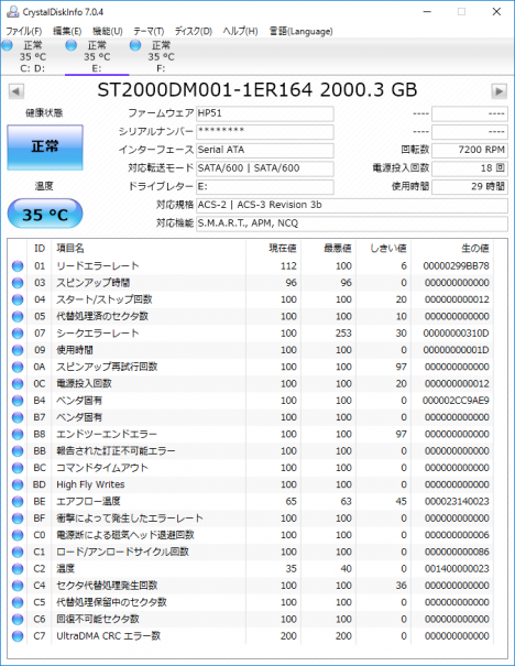 OMEN by HP 870-000jp_CrystalDiskInfo_2TB HDD_2nd