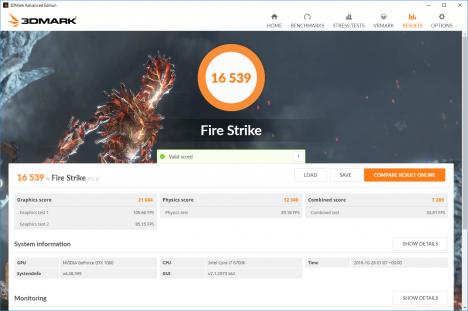 OMEN by HP 870_GTX 1080_Fire Strike_161028_01