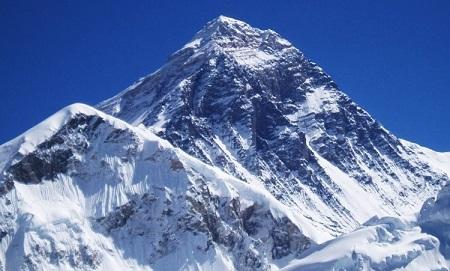 カラタパールからのエベレスト