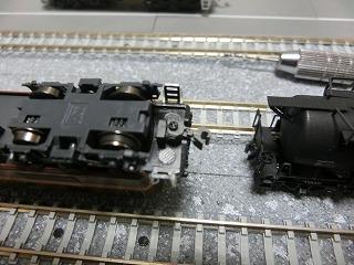 ナックル化したマイクロ三岐鉄道電機