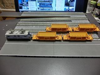 近江鉄道 工事列車風