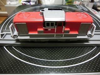 「DD51 1801」A更新塗装車 側面
