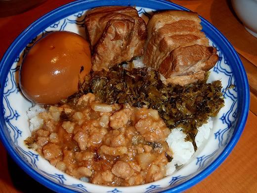 11魯肉飯P8170090