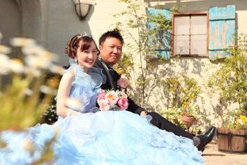 ウエディングフォト婚礼写真結婚k4着カラードレスロケーション