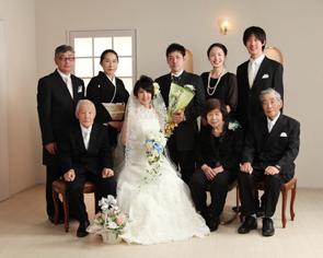 ウエディングフォト婚礼写真結婚mウエディングドレスご集合写真