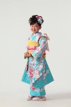 七五三群馬伊勢崎前撮7歳るいちゃん和装