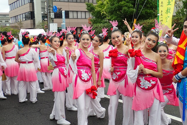 台湾チームs