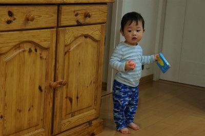 1歳3か月4