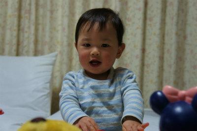 1歳3か月8