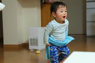 1歳3か月10