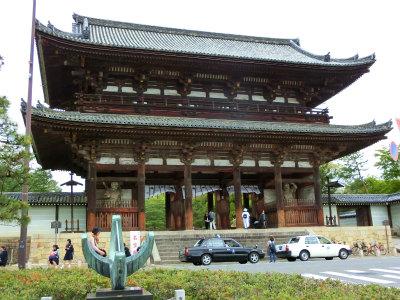 大きな仁和寺