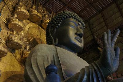 奈良の大仏2