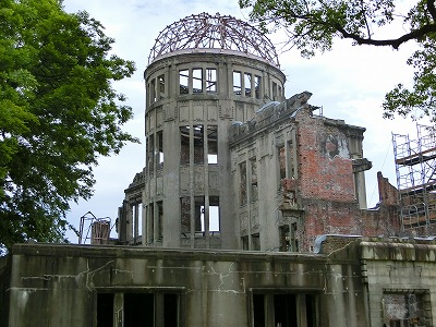 2016原爆ドーム