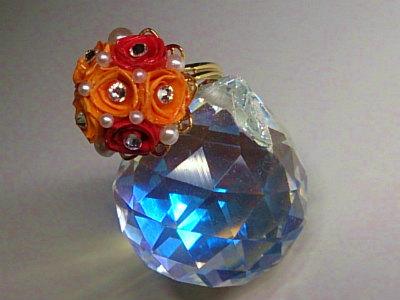Mさまオーダーフラメンコ指輪