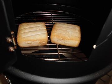 燻製卵と豆腐3