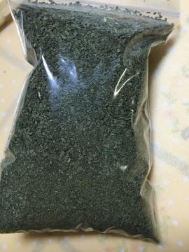 乾燥バジル6