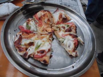 ピザ焼き11月3日4