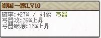 特 今川氏真(2)Lv10