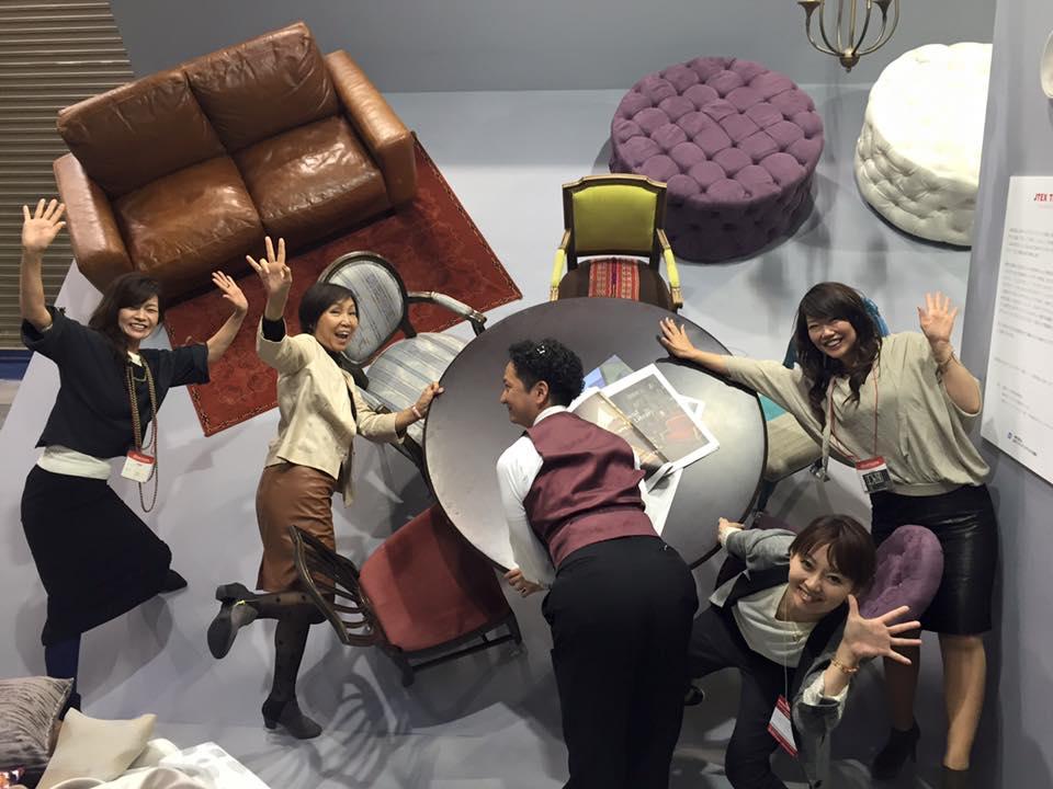 松本佳津JAPANTEX2016-2