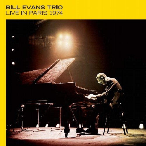 Bill Evans Live In Paris 1974 Gambit 69324