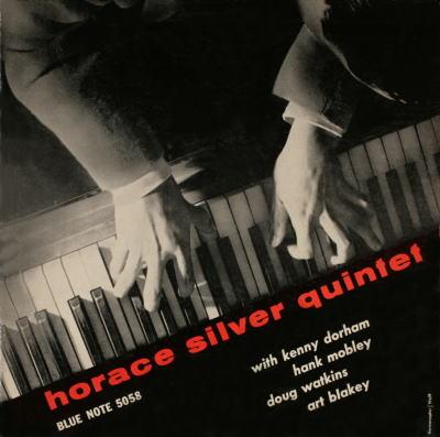 Horace Silver Quintet Blue Note BLP 5058