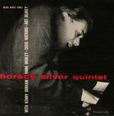 Horace Silver Quintet Blue Note BLP 5062