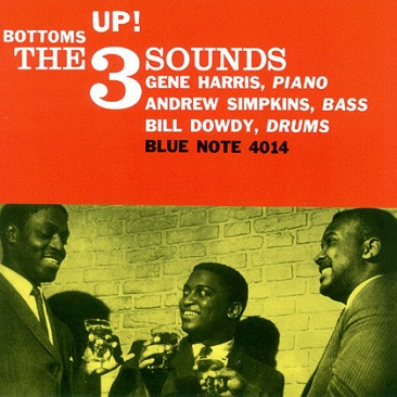 The Three Sounds Bottoms Up! Blue Note BLP 4014