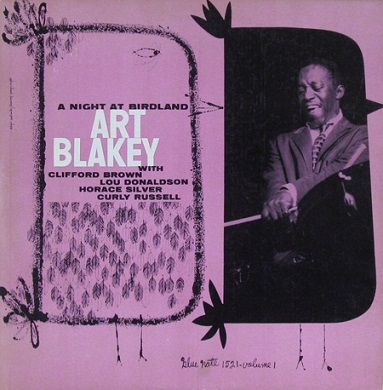 A Night At Birdland With The Art Blakey Quintet Volume 1 Blue Note BLP 1521