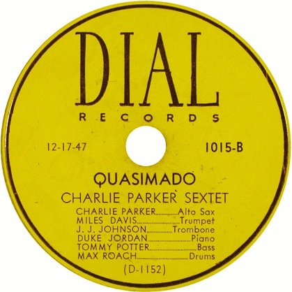 Dial SP Record Label