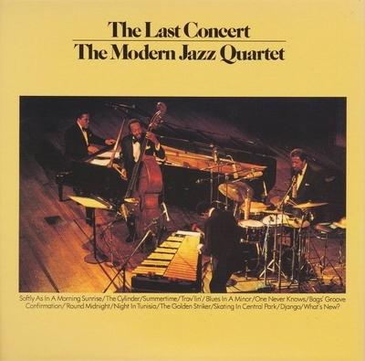 The Modern Jazz Quartet The Last Concert Atlantic SD 2-909-2