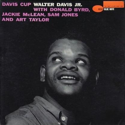 Walter Davis Jr. Davis Cup Blue Note BLP 4018