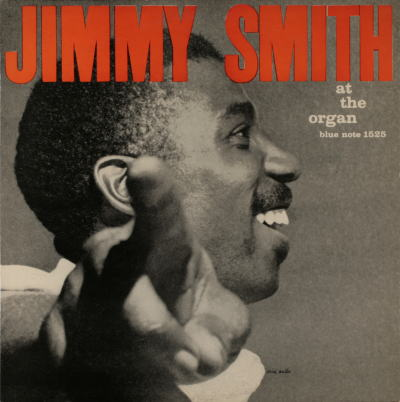 Jimmy Smith At The Organ Vol.3 Blue Note BLP 1525