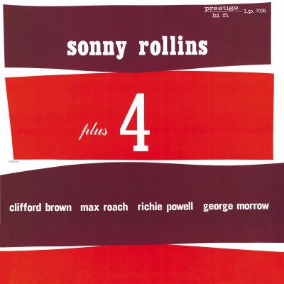 Sonny Rollins Plus 4 Prestige PRLP 7038