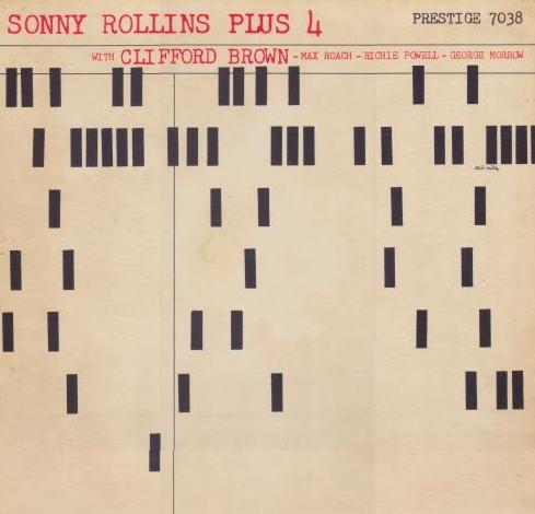 Sonny Rollins Plus 4 Prestige PRLP 7038 2nd
