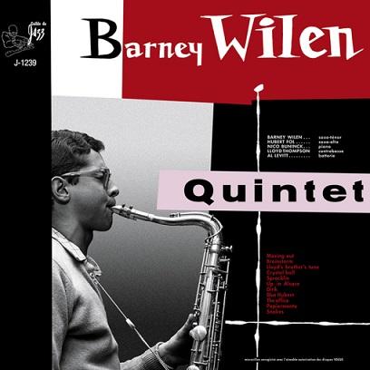 Barney Wilen Quintet Guilde Du Jazz J-1239