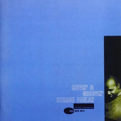 Horace Parlan Movin Groovin Blue Note BLP 4028