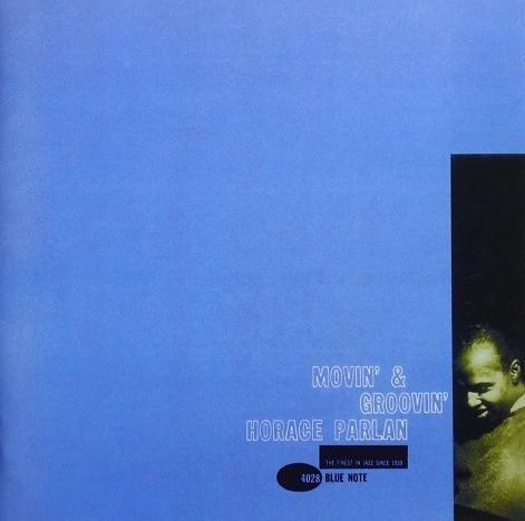 Horace Parlan Movin Groovin Blue Note BLP 4028