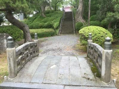 仁賀保神社の参道