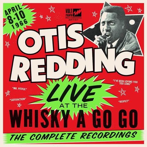 「OTIS REDDING / LIVE AT THE WHISKY A GO GO RSD」の画像検索結果